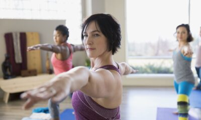 How Yoga Can Help Ease Anxiety and Panic Disorder Symptoms