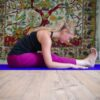 Six Yoga Poses to Help with Anxiety and Panic Attacks